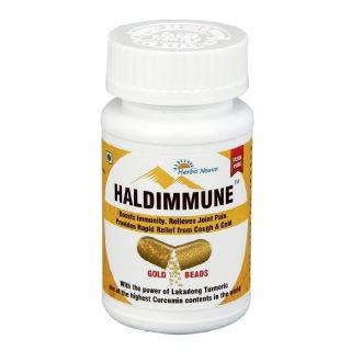 1 - Herba Neuva Haldimmune,  60 capsules