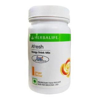 Herbalife Afresh Energy Drink Mix,  0.05 kg  Ginger
