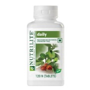 Amway Nutrilite Daily,  Unflavoured  120 tablet(s)