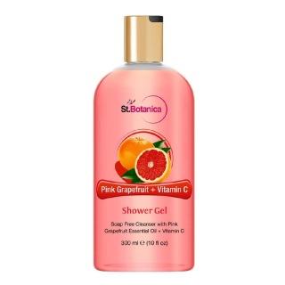 St.Botanica Luxury Shower Gel,  300 ml  Pink Grapefruit & Vitamin C