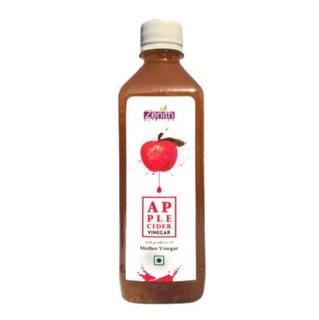 Zenith Nutrition Apple Cider Vinegar,  0.5 L  Unflavoured