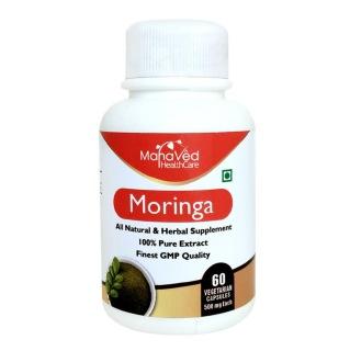 Mahaved Moringa Extract,  60 capsules