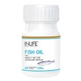 INLIFE Fish Oil,  60 capsules