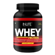 INLIFE Whey Protein,  2 lb  Strawberry