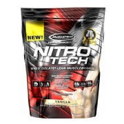 MuscleTech NitroTech Performance Series,  1 lb  Vanilla