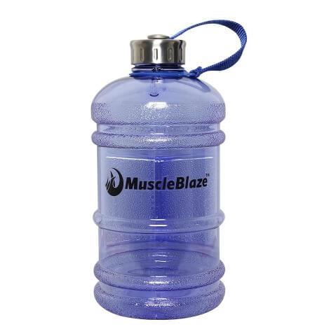 MuscleBlaze Gallon,  Blue  2 L