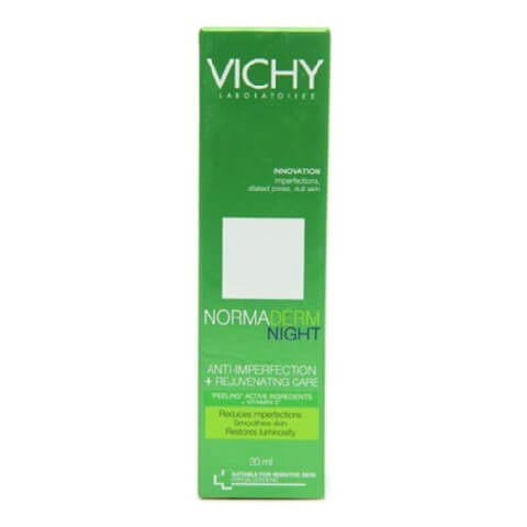 Vichy Night Anti Imperfection+Rejuvinating Care,  40 ml  Anti-Imperfection
