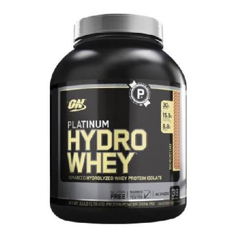 ON (Optimum Nutrition) Platinum Hydro Whey,  3.5 lb  Red Velvet Cake