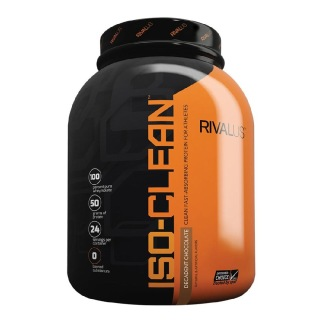 Rivalus Iso-clean,  3.4 lb  Decadent Chocolate