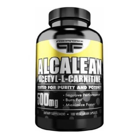 Primaforce Alcalean Acetyl-L-Carnitine,  100 capsules  Unflavoured