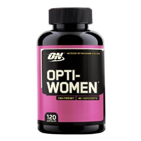 ON (Optimum Nutrition) Opti-Women (Women's Multiple),  Unflavoured  120 capsules