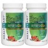HealthKart Refresh Tea 0.2 kg Ginger Honey - Pack of 2