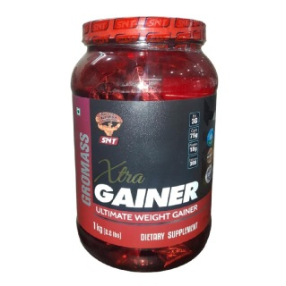 SNT Gromass Xtra Gainer,  2.2 lb  Chocolate