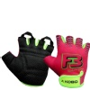KOBO Ladies Exercise Weight Lifting Gym Gloves (WTG-11),  Pink  Small