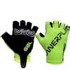 KOBO Ladies Exercise Gel Hand Protector Gloves (CG-04),  Green  XL