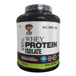 SNT 100% Whey Protein Isolate,  4 lb  Chocolate