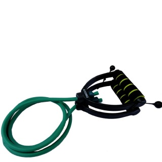 KOBO Light Resistance Bands Tube (AC-45),  Green  Free Size