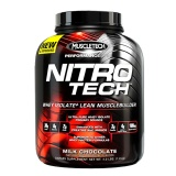 MuscleTech NitroTech Performance Series,  3.97 Lb  Vanilla Birthday Cake