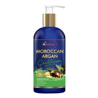 St.Botanica Moroccan Argan Conditioner,  300 ml  All Hair Type