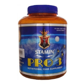 Stamin Nutrition Pro 3,  4.4 lb  Chocolate