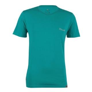 Rocclo T Shirt-5087,  Bottle Green  Medium