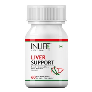 INLIFE Liver Support,  60 capsules