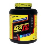 MuscleBlaze Mass Gainer XXL,  6.6 lb  Chocolate
