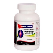 Joint's Coach Glucosamine With Chondroitin,  120 capsules