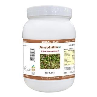 Herbal Hills Arsohills,  900 tablet(s)