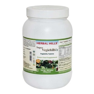 Herbal Hills I Vegiehills,  900 caplets