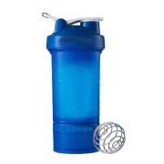 DYEG Prostack Shaker Bottle,  Blue  650 ml