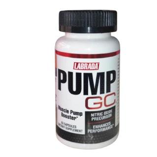 Labrada Pump GC,  63 capsules  Unflavoured