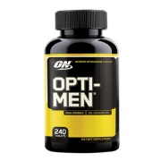 ON (Optimum Nutrition) Opti-Men,  Unflavoured  240 tablet(s)