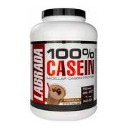 Labrada 100% Casein,  4 lb  Chocolate