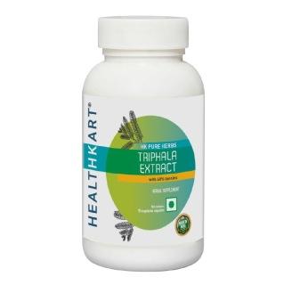 HealthKart Triphala Extract,  90 capsules