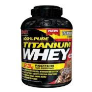 SAN 100% Pure Titanium Whey,  4.98 lb  Chocolate Rocky Road