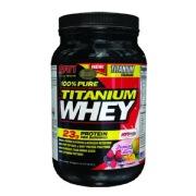 SAN 100% Pure Titanium Whey,  2 lb  Tropical Berry