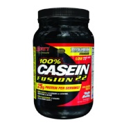 SAN 100% Casein Fusion,  2.2 lb  Vanilla Pudding