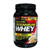 SAN 100% Pure Titanium Whey,  2 lb  Vanilla Butterscotch