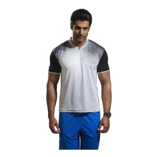 Omtex Active Wear T-Shirts - 1604,  Black  Large