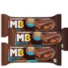 MuscleBlaze Protein Bar (22g Protein), 1 Piece(s)/Pack Choco Delight - Pack of 3