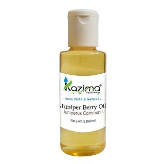 Kazima Juniper Berry Oil,  100 ml  100% Pure & Natural