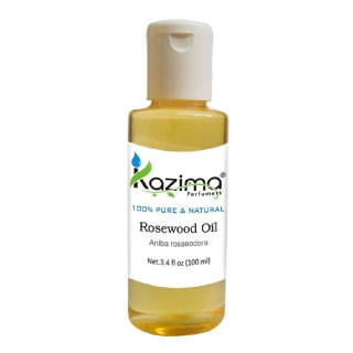 Kazima Rosewood Oil,  100 ml  100% Pure & Natural