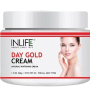 INLIFE Day Gold Cream,  50 g  Fairness