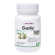 Biotrex Garlic (500mg),  60 capsules