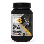 MuscleBlaze Whey Hydro,  2.2 lb  Chocolate