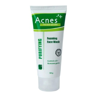Acnes Purifying Foaming Face Wash,  100 g  for All Skin Types