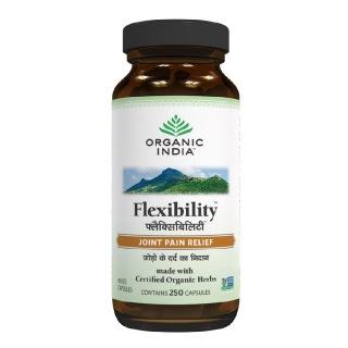 Organic India Flexibility,  250 capsules