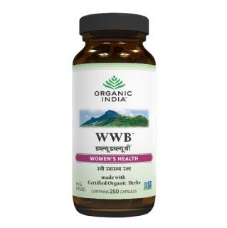 Organic India Women'S Well Being,  250 capsules