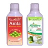 Zindagi Aloe Vera & Amla Juice Combo,  2 Piece(s)/Pack  Natural
